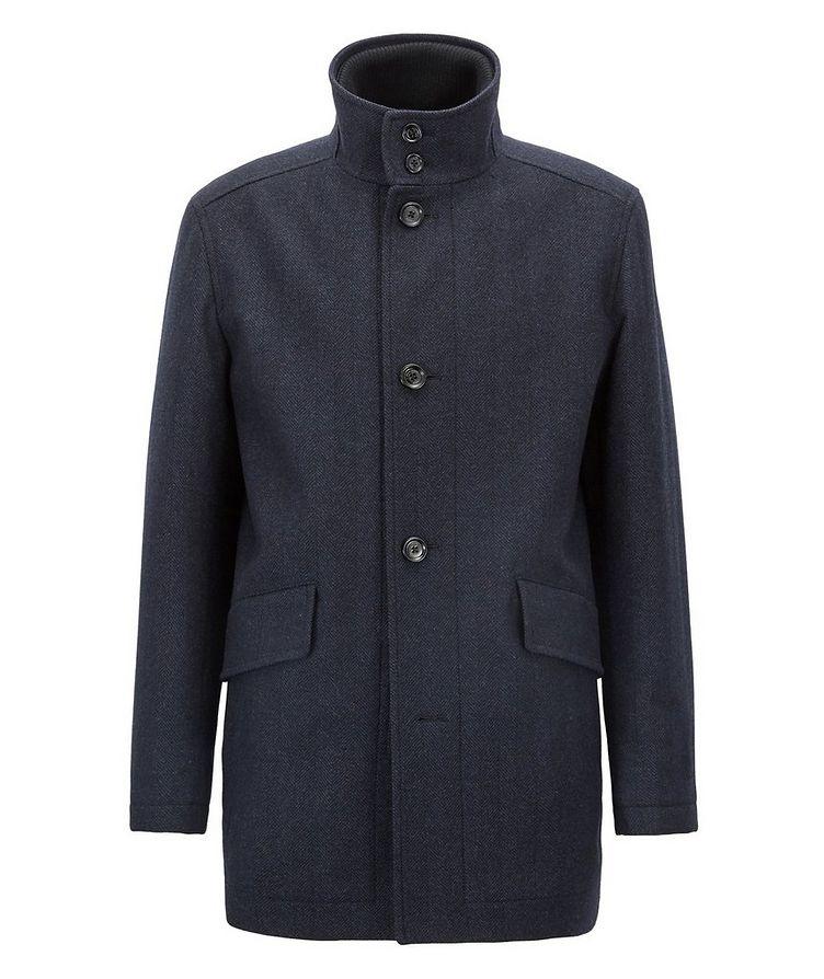 Manteau en lainage image 0