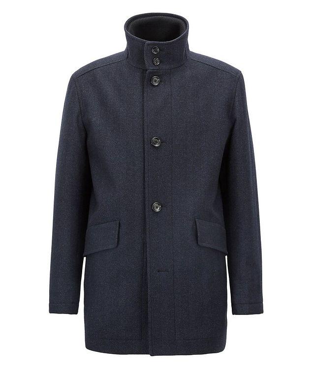 Manteau en lainage picture 1