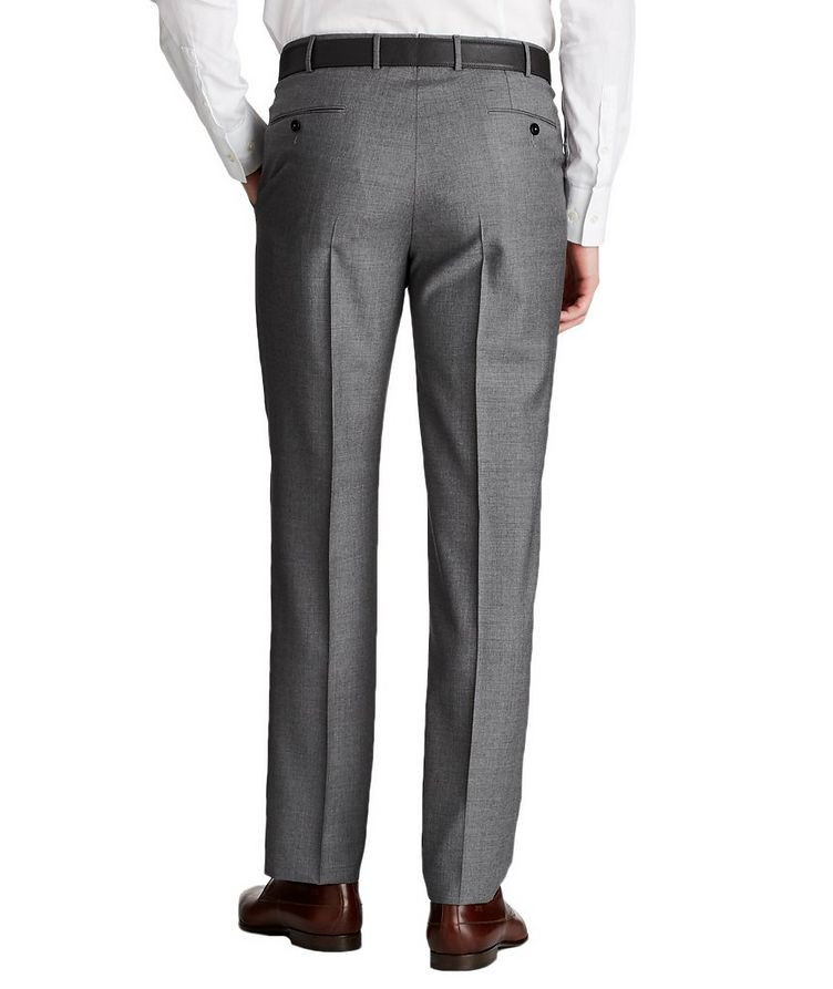 Slim Fit Dress Pants image 2