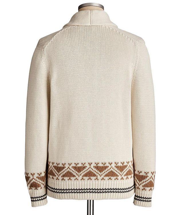 Cotton Knit Cardigan picture 2