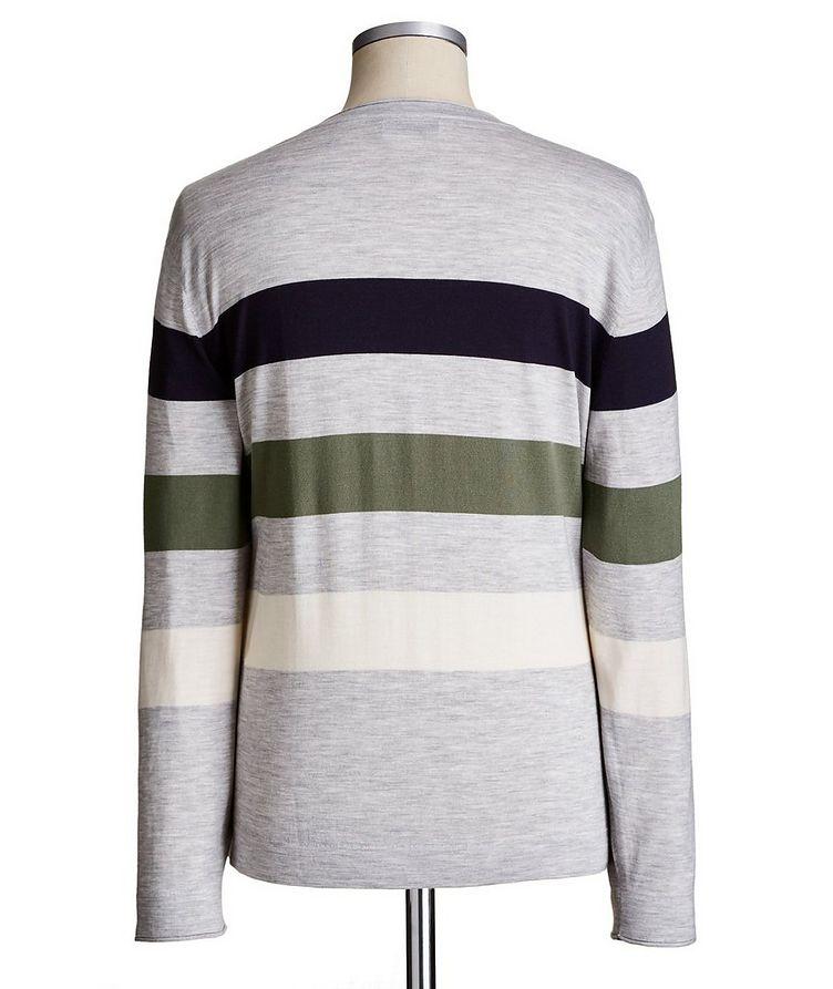 Virgin Wool & Cashmere Sweater image 1