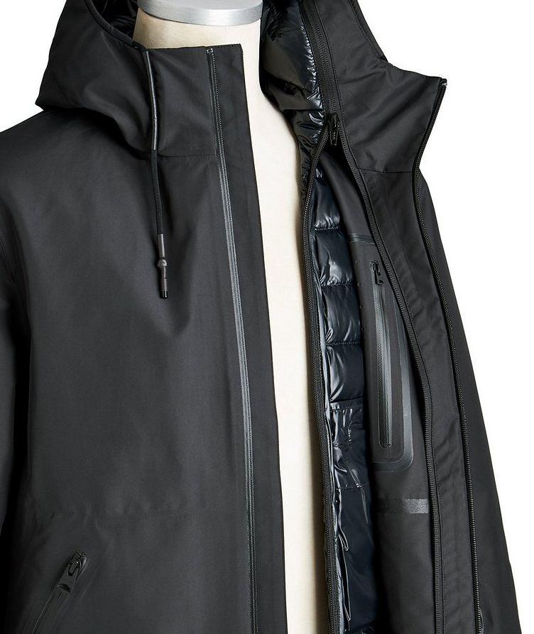 Manteau transformable résistant à l'eau, modèle Cedric image 2