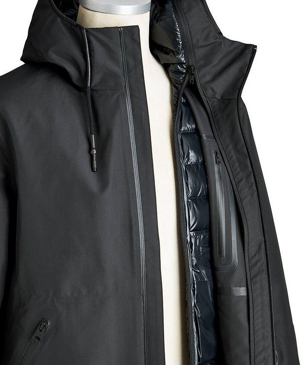 Manteau transformable résistant à l'eau, modèle Cedric picture 3