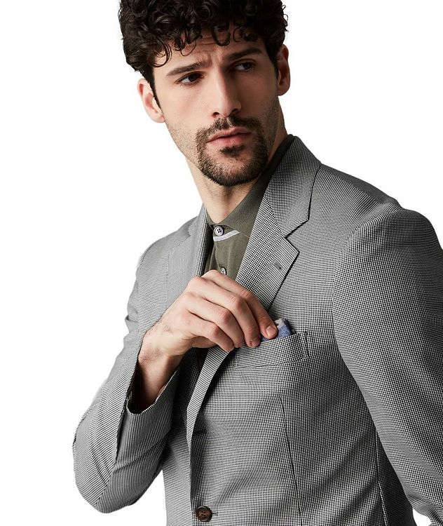 Unstructured Sports Jacket picture 3