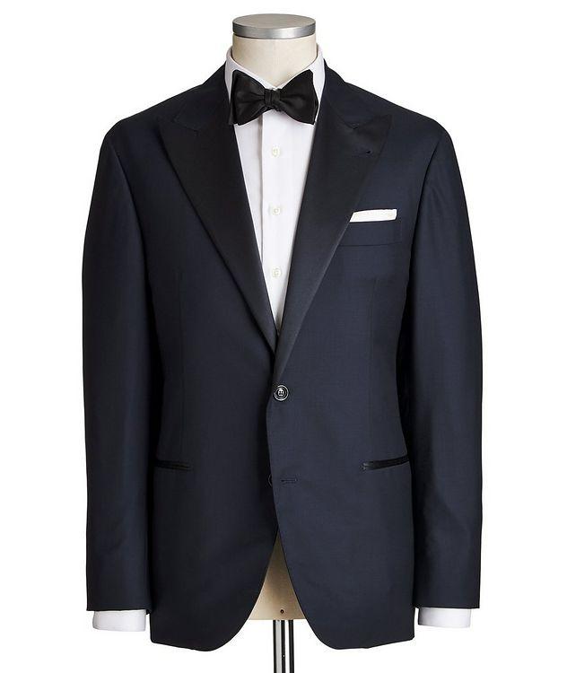 Slim Fit Virgin Wool & Silk Tuxedo picture 1