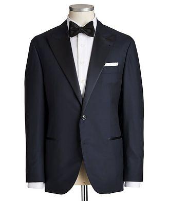 Brunello Cucinelli Slim Fit Virgin Wool & Silk Tuxedo