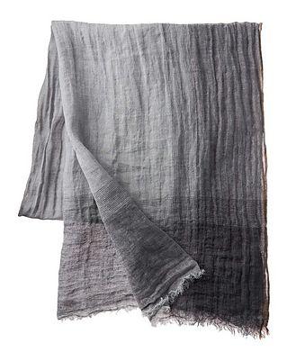 Brunello Cucinelli Linen & Silk Scarf