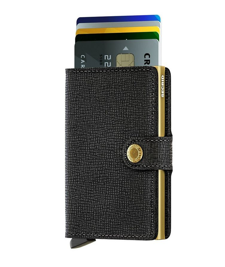 Pebbled Leather Wallet image 1