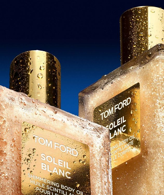 Soleil Blanc Shimmering Body Oil picture 2