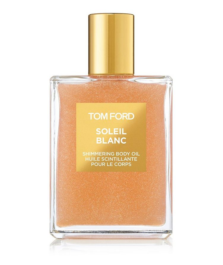Soleil Blanc Shimmering Body Oil image 0