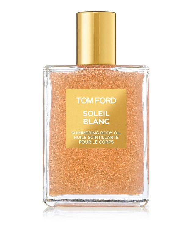 Soleil Blanc Shimmering Body Oil picture 1
