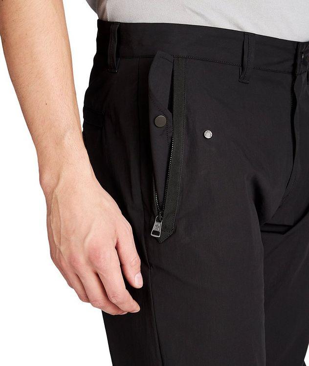 Stretch Cotton Cargo Pants picture 2