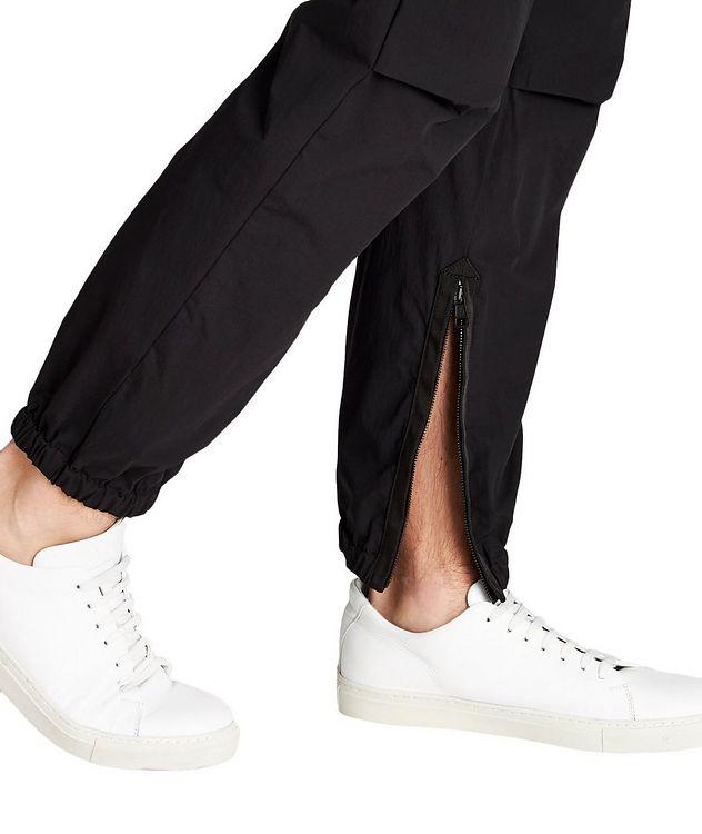 Stretch Cotton Cargo Pants picture 3