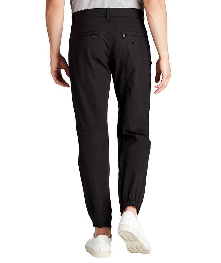 Stretch Cotton Cargo Pants image 4
