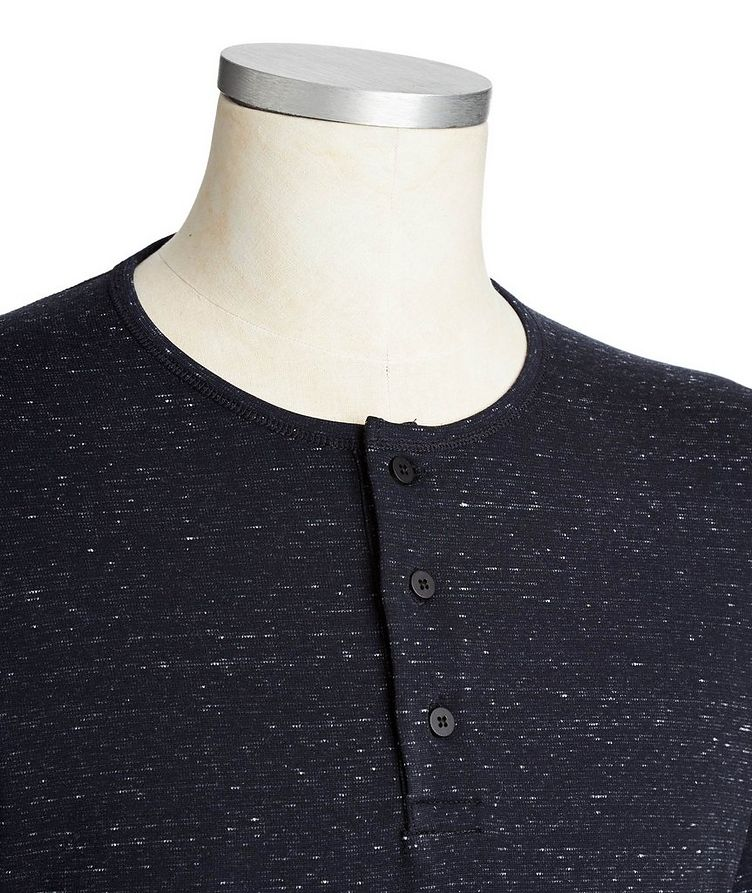 Jersey Henley image 1