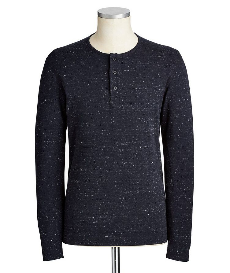 Jersey Henley image 0