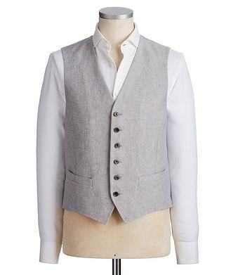 Joop! Linen & Cotton Vest