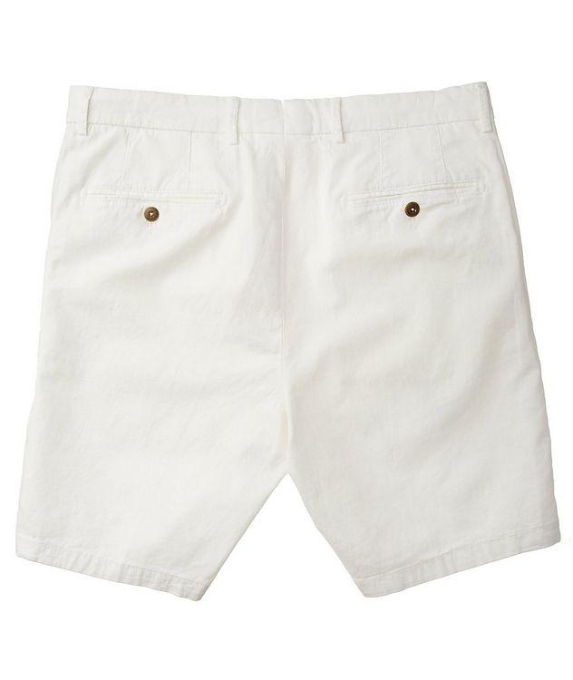 Short en coton et lin picture 2
