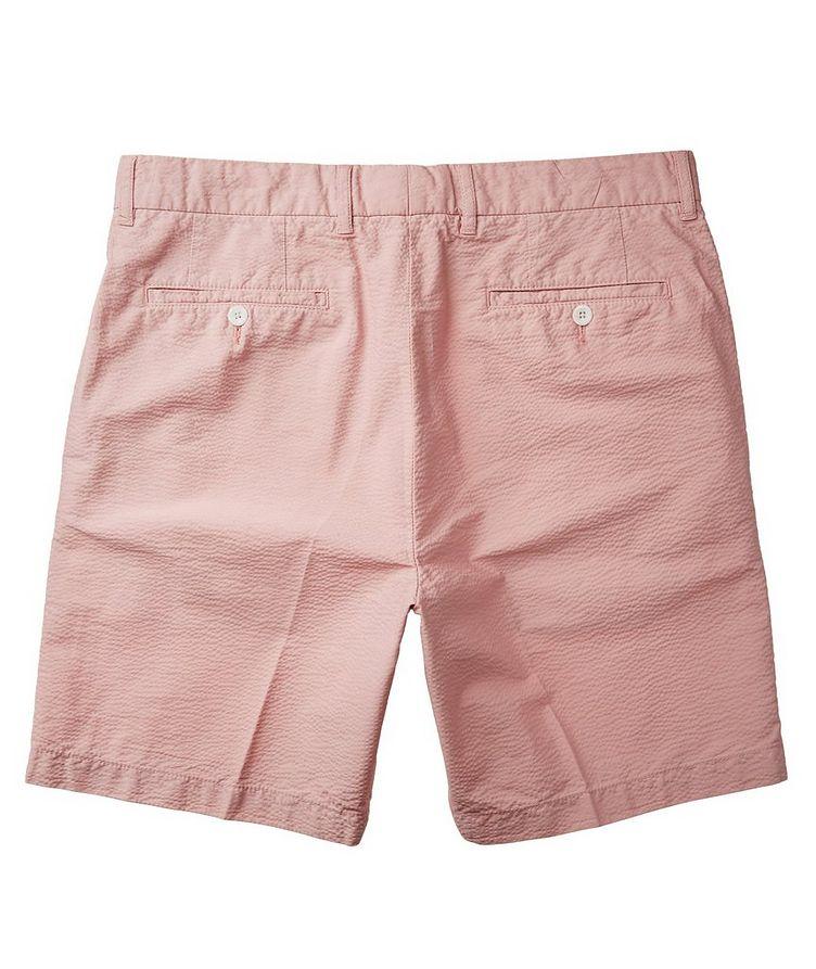 Seersucker Shorts image 1
