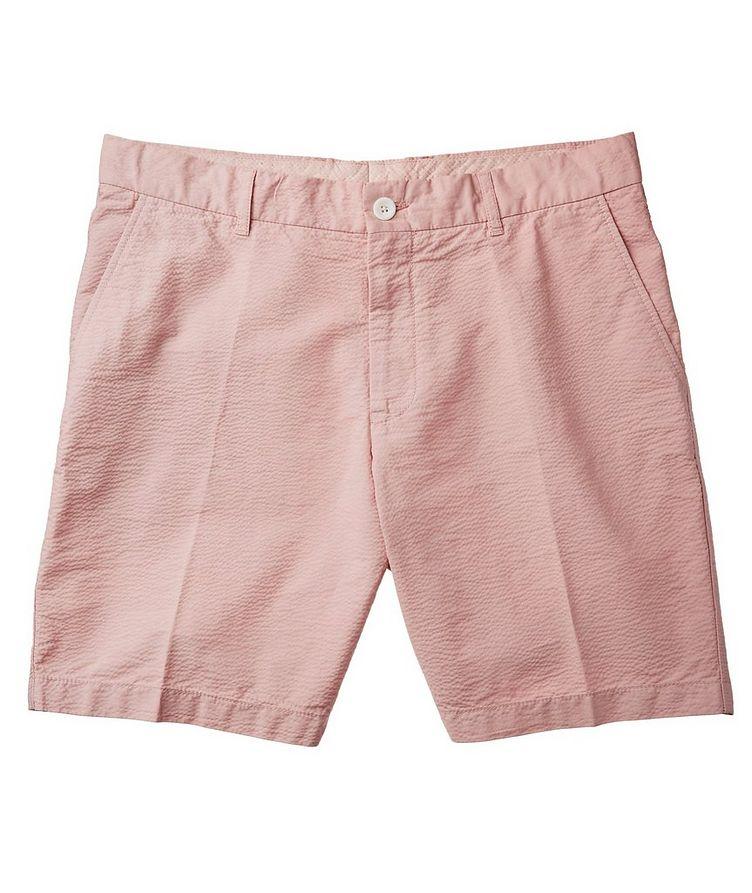 Seersucker Shorts image 0