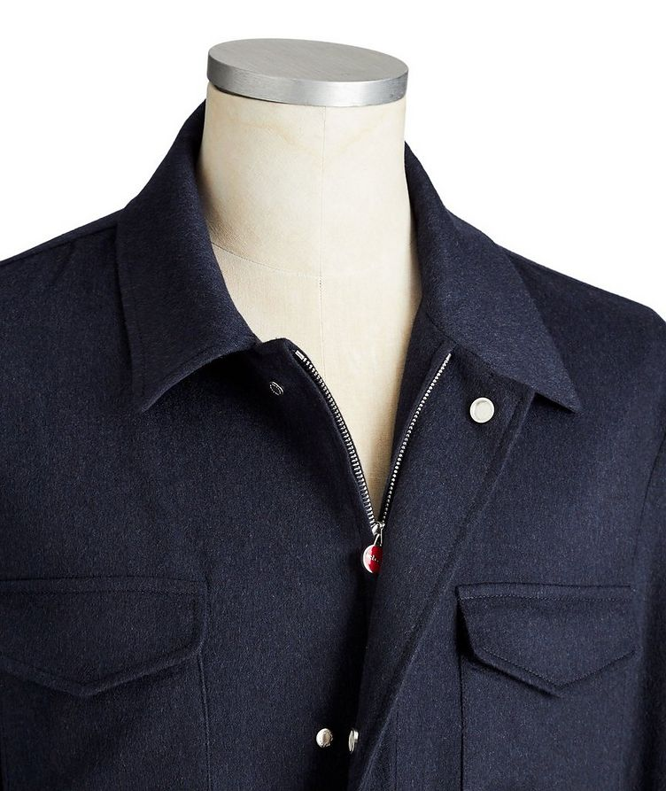 Cashmere Field Jacket image 1