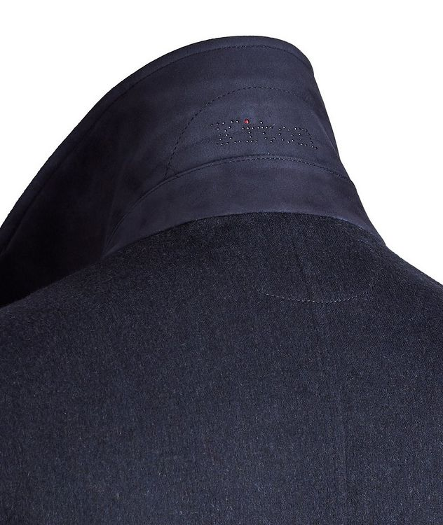 Cashmere Field Jacket picture 4