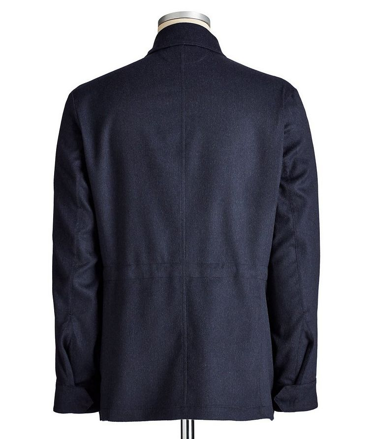 Cashmere Field Jacket image 4