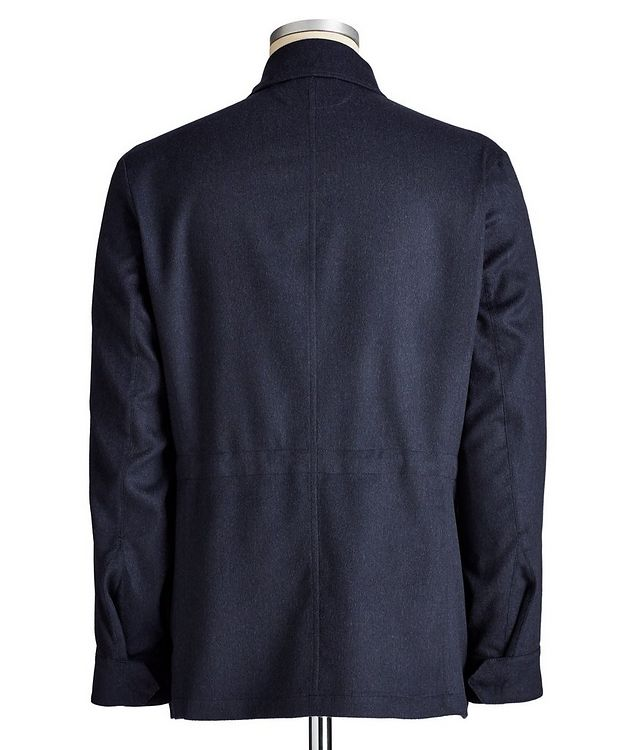 Cashmere Field Jacket picture 5