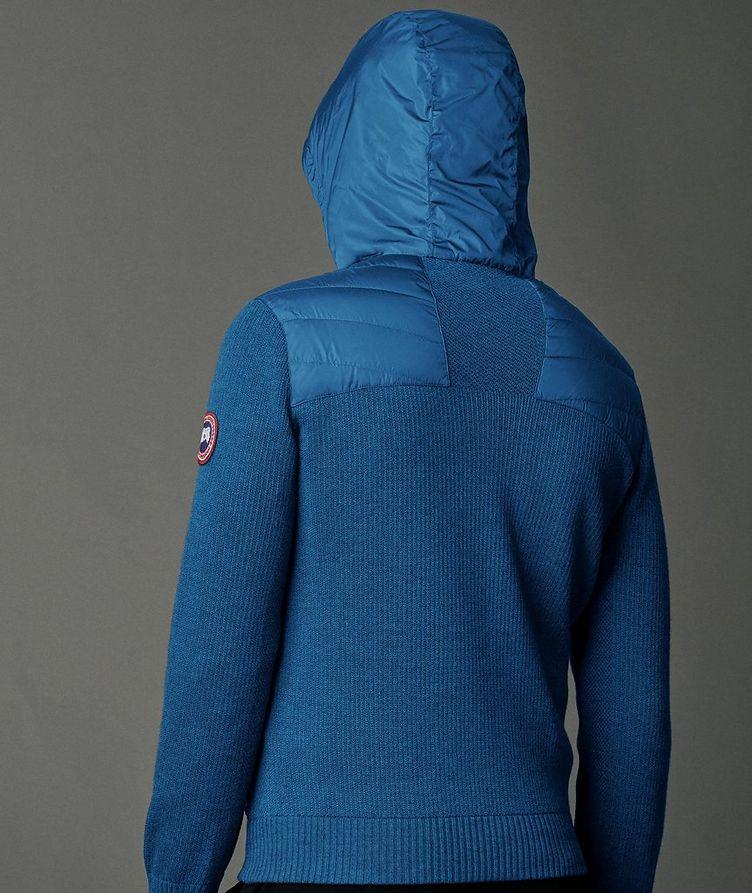 HyBridge Knit Hoodie image 2