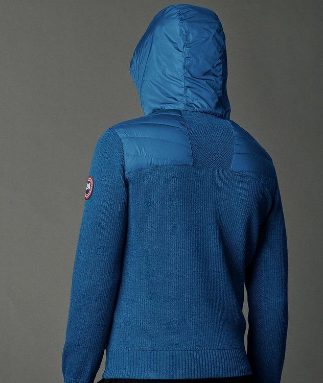 HyBridge Knit Hoodie picture 3