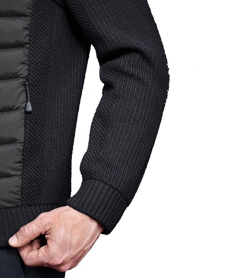Hybridge Knit Jacket image 3