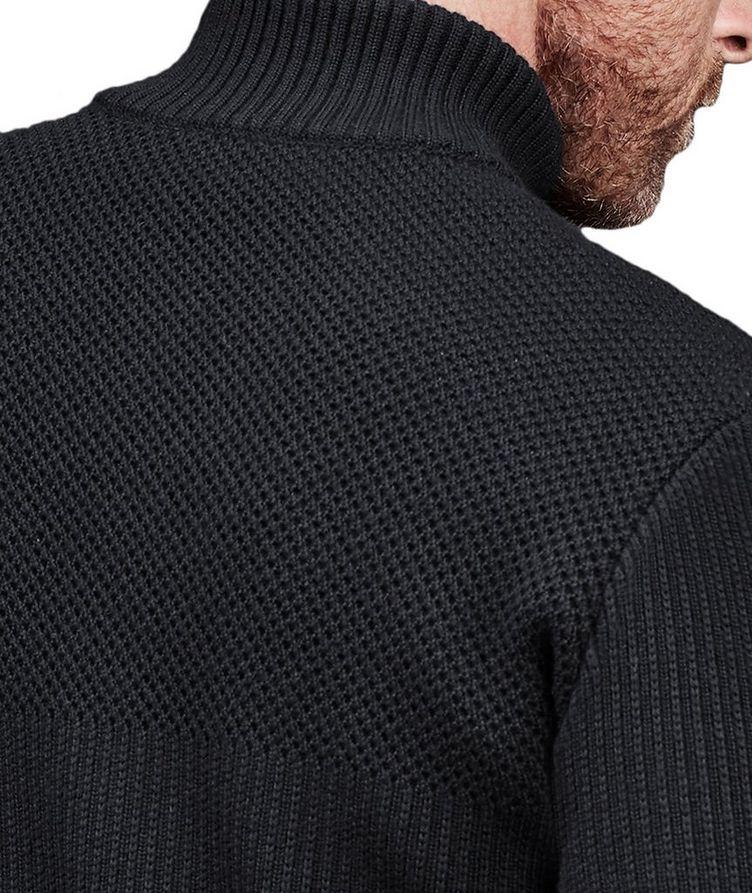 Hybridge Knit Jacket image 4