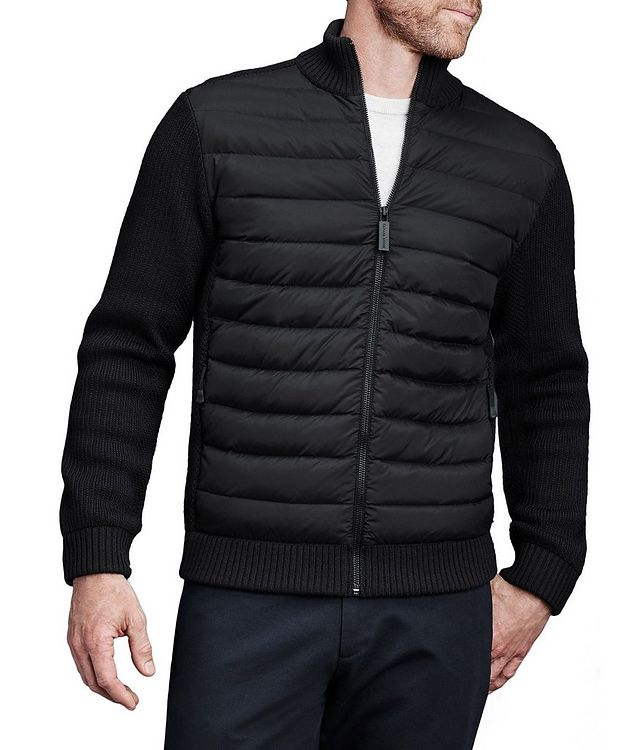 Hybridge Knit Jacket picture 1