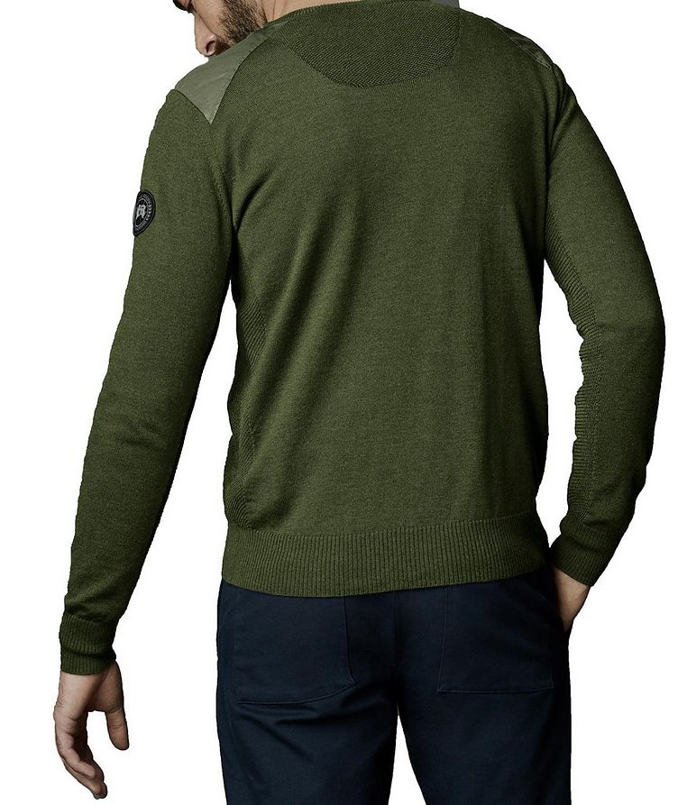 McLeod V-Neck Sweater image 3