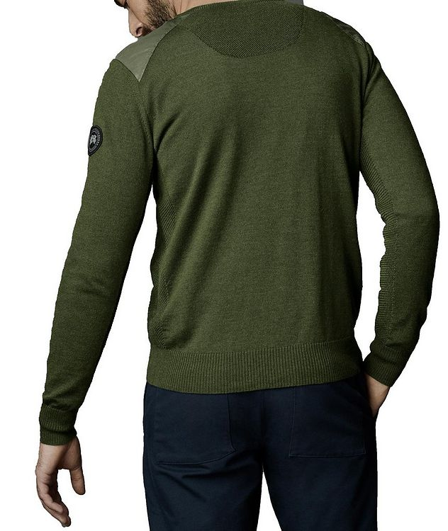 McLeod V-Neck Sweater picture 4