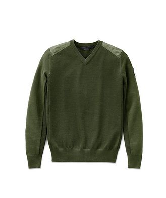 Canada Goose McLeod V-Neck Sweater