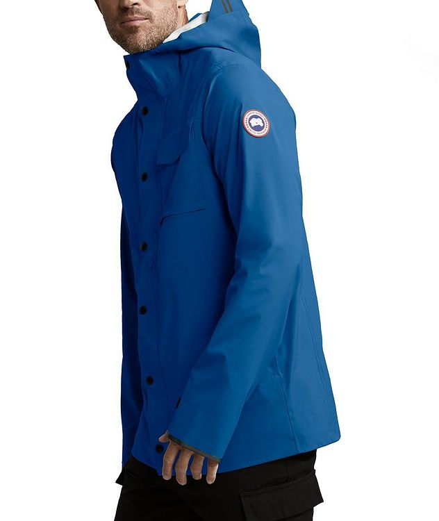 Nanaimo Water-Repellent Shell Jacket picture 4