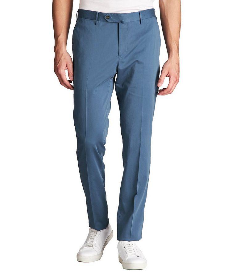 Pantalon de coupe amincie, modèle PT01 image 0