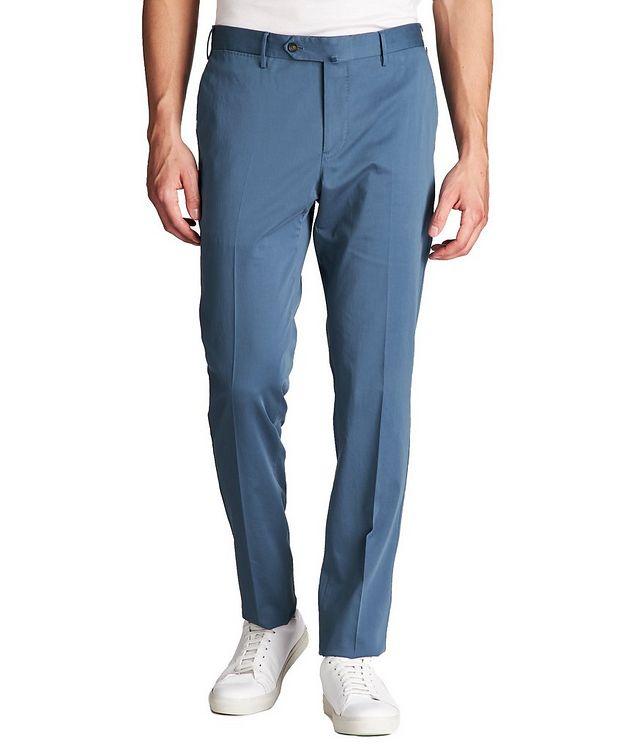Pantalon de coupe amincie, modèle PT01 picture 1