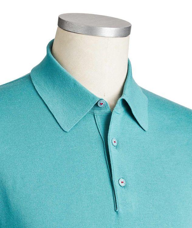 Polo en coton, collection Icon picture 2