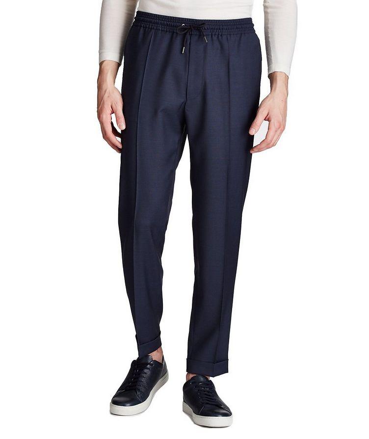 Oliwer Drawstring Dress Pants image 0