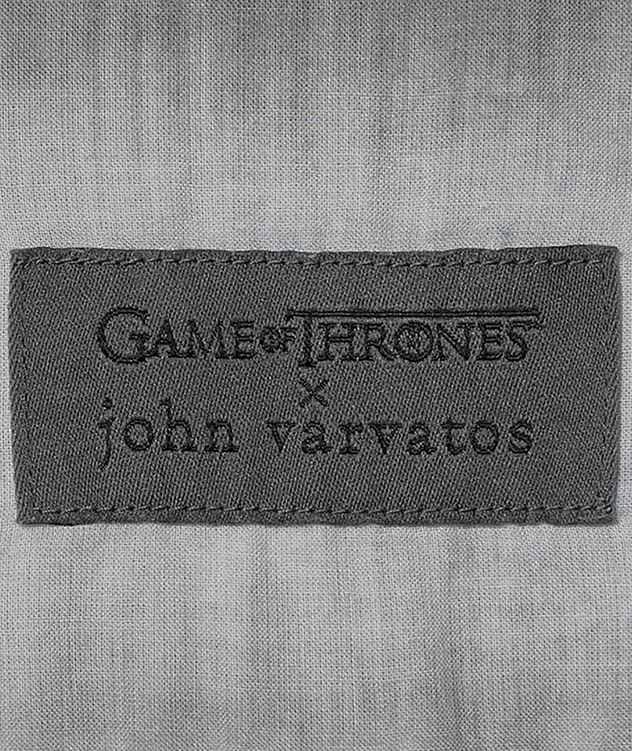Game of Thrones Linen Henley picture 3