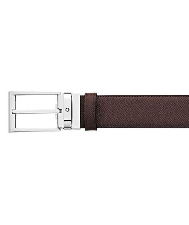 Reversible Leather Belt picture 3
