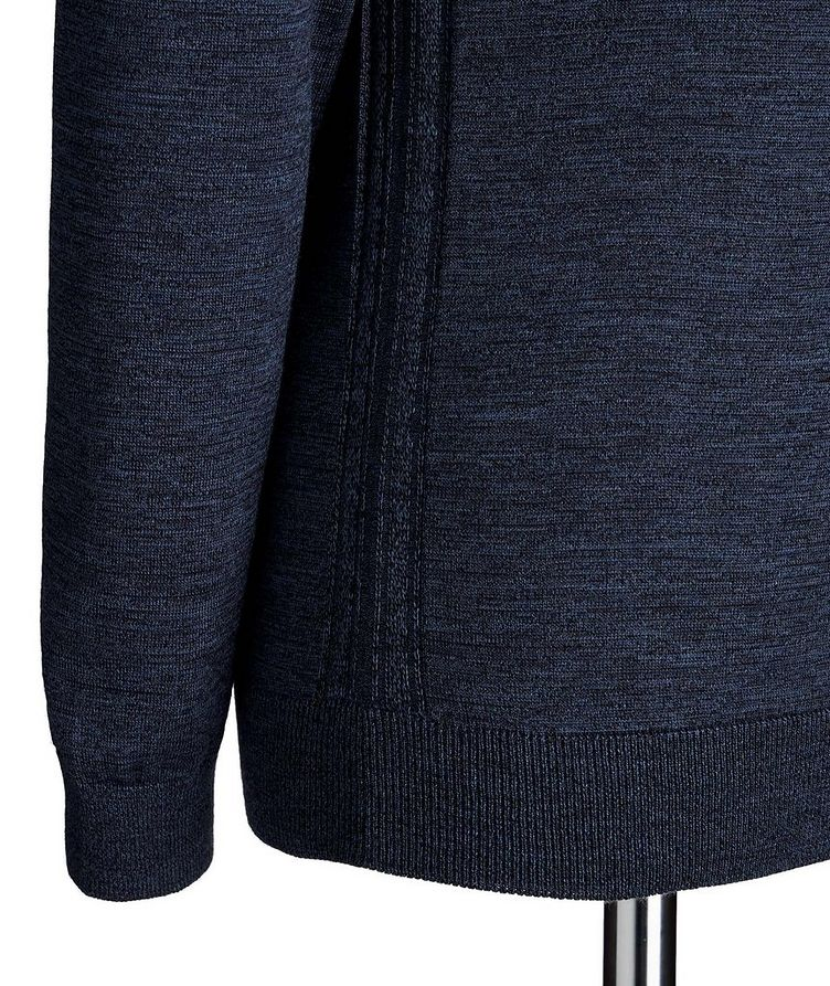 V-Neck Wool Sweater image 2