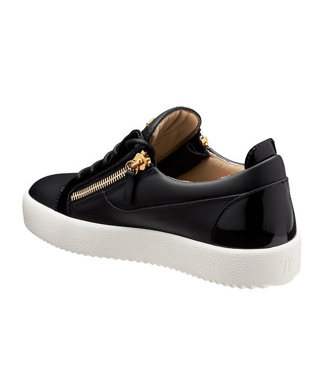 Calfskin Low-Tops picture 2