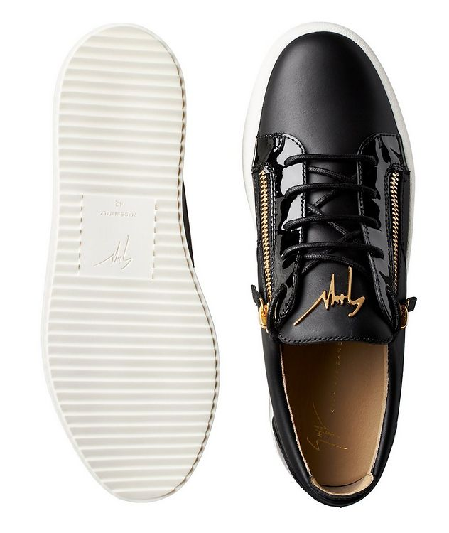 Calfskin Low-Tops picture 3
