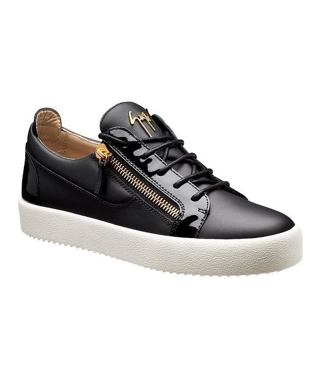 Calfskin Low-Tops picture 1