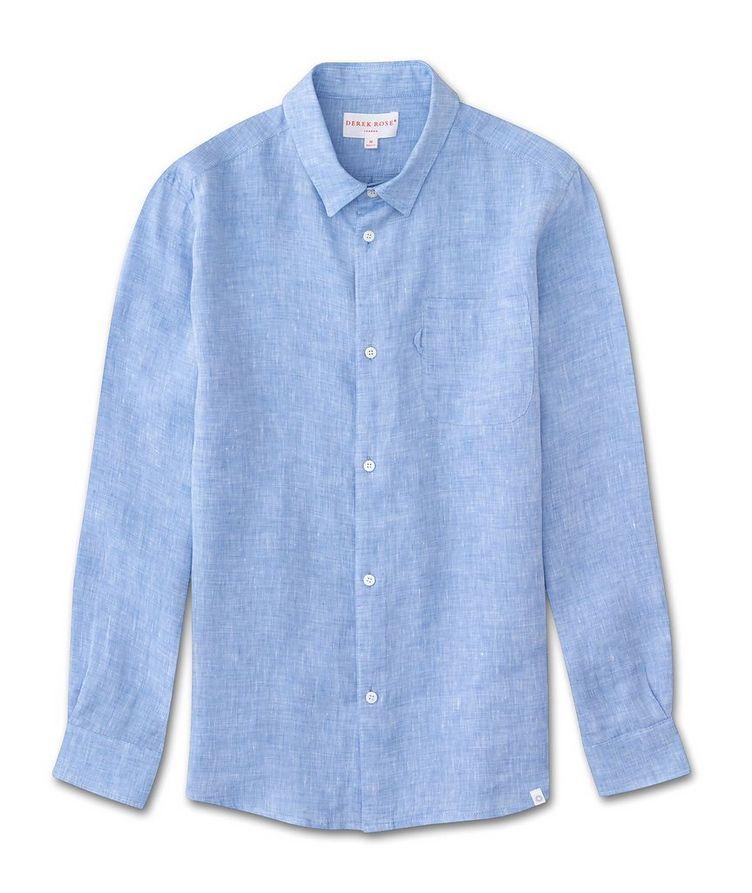 Monaco Linen Shirt image 1