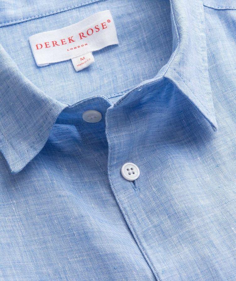 Monaco Linen Shirt image 2