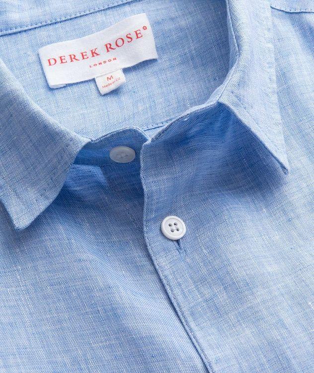 Monaco Linen Shirt picture 3